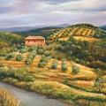 Tuscan Summer by Ann  Cockerill