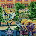 Tuscan Summer Lemonade  by Peter Piatt