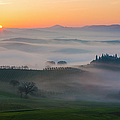 Tuscan Sunrise by Brian Jannsen