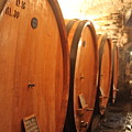 Tuscan Wine Cellar by Nadine Rippelmeyer