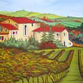 Tuscany by Amanda Schambon