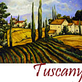 Tuscany Graphics by Jean Habeck