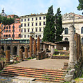 Tuscany- Roman Forum by Italian Art