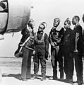 Tuskegee Airmen, 1942 by Granger