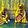 Tuskens At Break - Pa by Leonardo Digenio