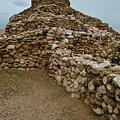 Tuzigoot Ruins No. 1 by David Gordon