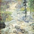 twachtman the rainbows source 1890s John Henry Twachtmann by Eloisa Mannion