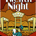 Twelfth Night Poster by Robert Edwards