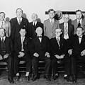 Twelve-man Jury That Convicted Al by Everett