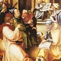 Twelve Year Old Jesus In The Temple 1497 by Durer Albrecht