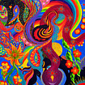 Serpent Descending by Marina Petro