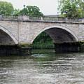 Twickenham Bridge Spans The Thames by Dave Philp