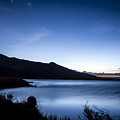 Twilight At Klondike Lake by Cat Connor