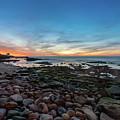 Twilight At La Jolla Cove by Bora Baysal