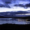 Twilight At Loch Bracadale by Fran Gallogly