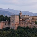Twilight At The Alhambra by Stephen Taylor