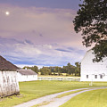 Twilight Barn - Winneconnie by Dawn Braun