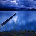 Twilight Blue by Idaho Scenic Images Linda Lantzy