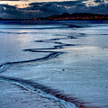 Twilight, Conwy Estuary by Peter OReilly