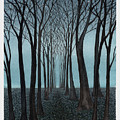 Twilight Forest by Hilda Wagner