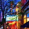Twilight In Doylestown Borough by Josh Laff