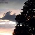 Twilight Landscape by Eric  Schiabor
