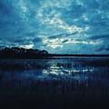 Twilight On The Lake by Ishtar Stillmank