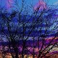 Twilight Sunset by Eric  Schiabor