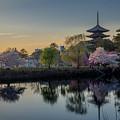 Twilight Temple by Rikk Flohr