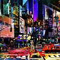 Twilight Zone Hustle Bustle by Ron Fleishman