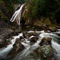 Twin Falls Landscape by Mike Reid