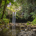 Twin Falls, Maui by Kevin Stacey