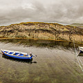 Twin Fishing Boats by Ed James
