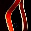 Twin Gibsons 2 by Art Ferrier