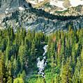 Twin Lakes Waterfall by Surjanto Suradji