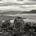 Twin Rocks by Fran Gallogly