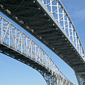 Twin Spans by Ann Horn