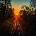 Twin Tracks by Nick Bywater