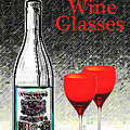 Twink Wine Glasses by Bruce Iorio