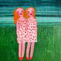 Twins by Bonita Barlow