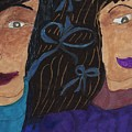 Twins by Elinor Rakowski