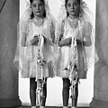 Twins First Communion 2 by Seely Studio