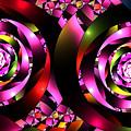 Twins Spiral by Elena Riim