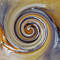 Twirl Art 0032 by Gull G