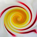 Twirled Cistus 1 by Mo Barton
