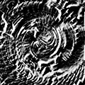 Twisted Gears Abstract by Debra Lynch