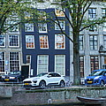Twisted Panorama. Amsterdam by Jouko Lehto
