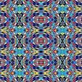 Twister Tile by Zazl Art
