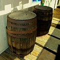 Two Barrels by Lenore Senior