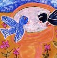 Two Birds by Elinor Helen Rakowski